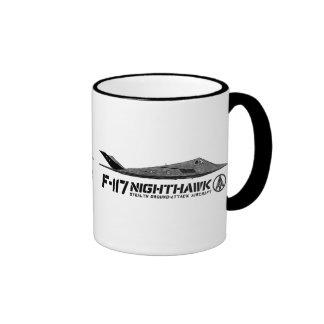 Taza de café del campanero del Nighthawk F-117