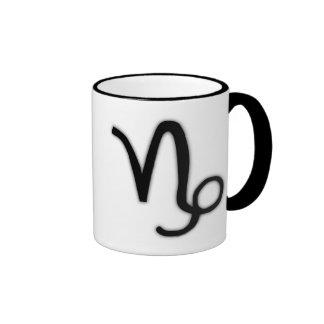 Taza de café del Capricornio