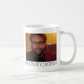 Taza de café del cardo del pastor