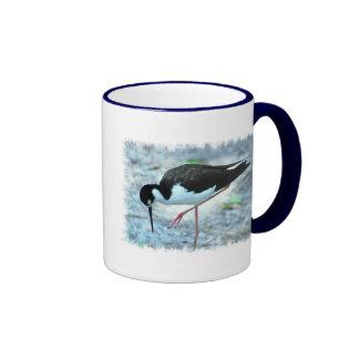 Taza de café del chorlito