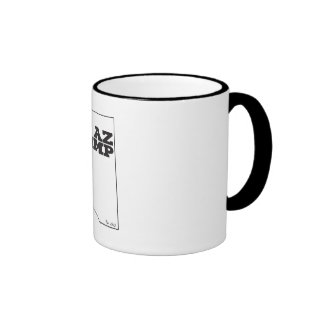 Taza de café del chulo de AZ