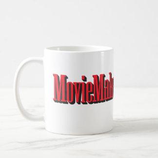 Taza de café del cineasta