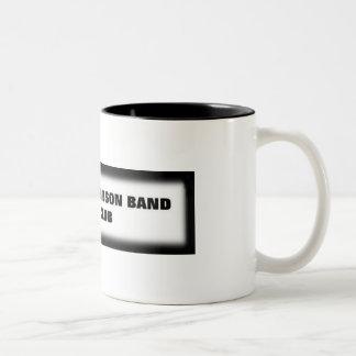 Taza de café del club de fans de Gibson del carpin