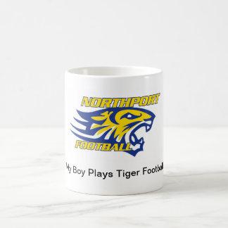 Taza de café del club del fútbol de la juventud de