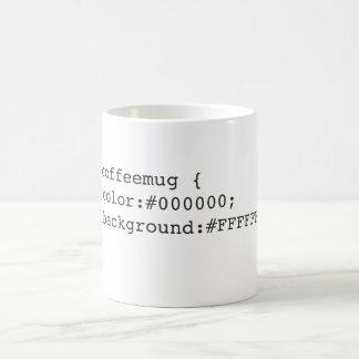 Taza de café del CSS