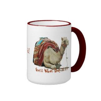 Taza de café del día de chepa