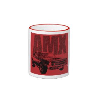 Taza de café del dos-tono de 1970 AMX