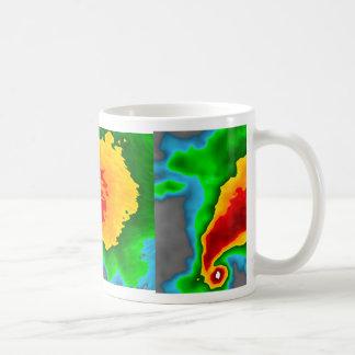 Taza de café del eco del gancho