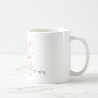 Taza de café del elefante