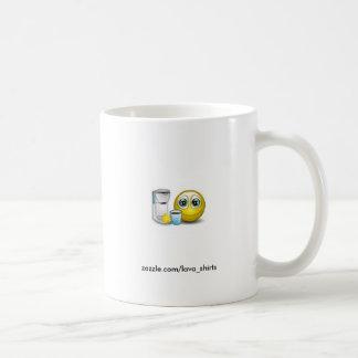 Taza de café del Emoticon