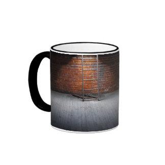 Taza de café del escape