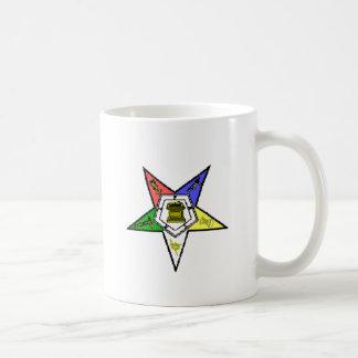 Taza de café del este de la estrella