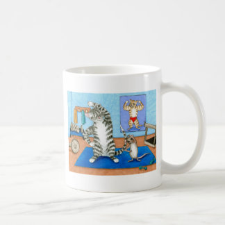 taza de café del gato 458