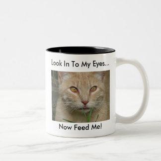 Taza de café del gato de Freddy