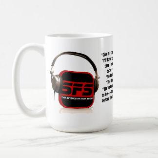 Taza de café del glosario de MySciFiShow