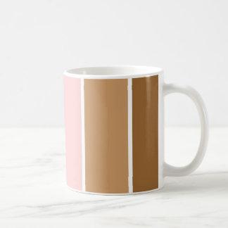 taza de café del helado