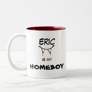 """Taza de café del """"Homeboy"""""""
