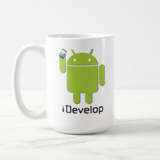 taza de café del iDevelop