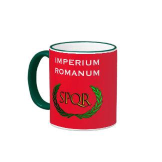 Taza de café del imperio romano