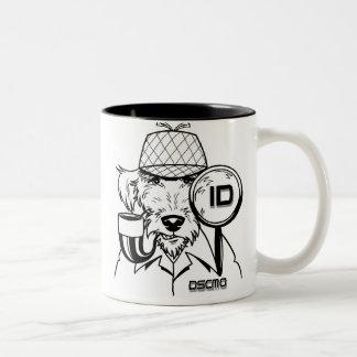 Taza de café del investigador de DSCMO