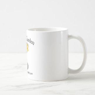 Taza de café del jardín de Martini