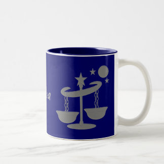Taza de café del libra
