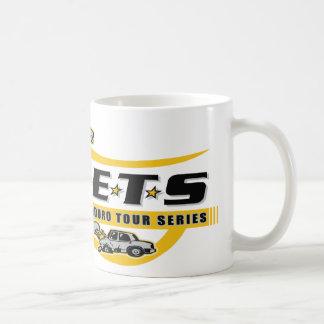 Taza de café del logotipo de NEETS