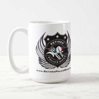 Taza de café del logotipo de RPB