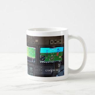 Taza de café del M2 de la citación de la marca de