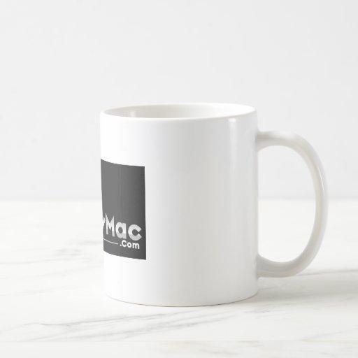 Taza de café del mac de Netty