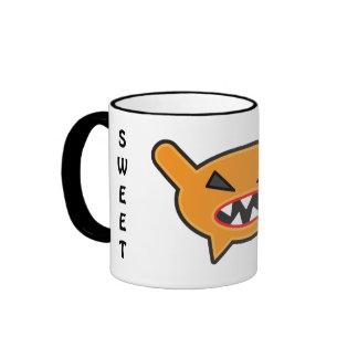 Taza de café del manojo del Weirdo del gusto por l