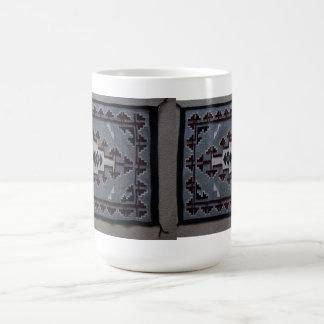 Taza de café del Manta-Abrigo de Navajo
