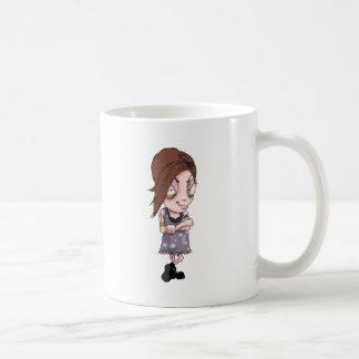 Taza de café del matón