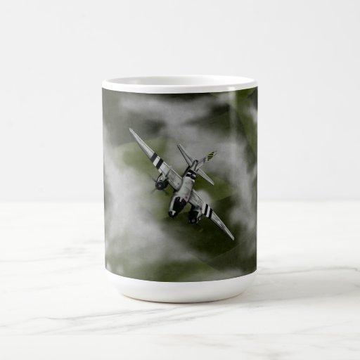 Taza de café del merodeador B26