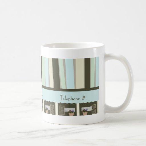 Taza de café del minorista