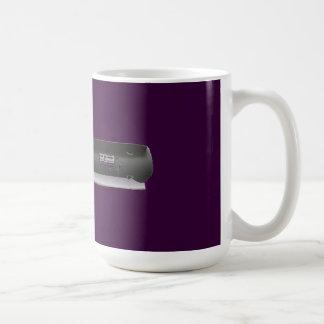 taza de café del misil