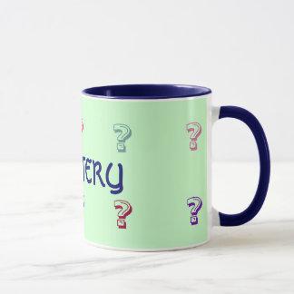 Taza de café del MISTERIO
