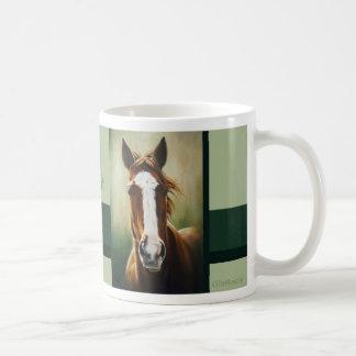Taza de café del muchacho de Jeannies