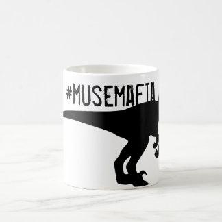 Taza de café del #MuseMafia