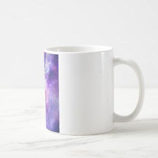 Taza de café del músico de la flauta o del flautis