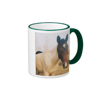 Taza de café del Mustango-Alcohol