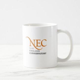 Taza de café del NEC