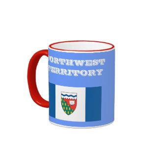 Taza de café del noroeste de Territory*