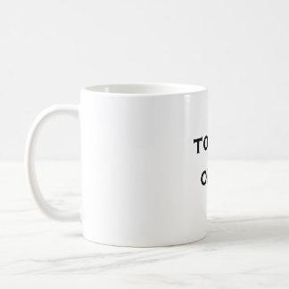 taza de café del obvi de los totes