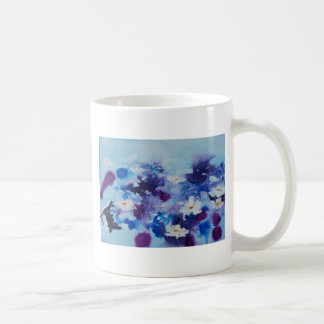 Taza de café del © P Wherrell Waterlilies