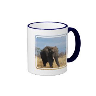 Taza de café del Pachyderm