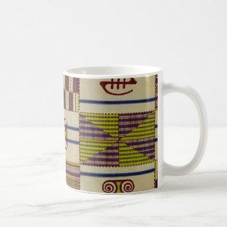 Taza de café del paño del fango