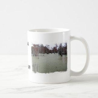 Taza de café del pantano de Mississippi