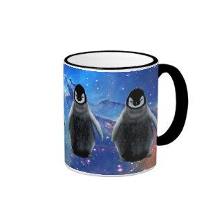 Taza de café del partidario de la fauna del