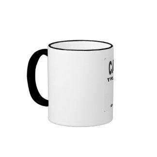 Taza de café del partidario de TNR